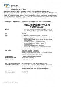 Annonce_CMS_Chaussy_2016