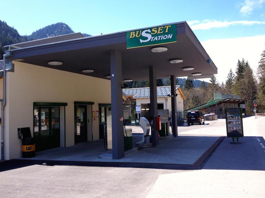 Busset Station 3